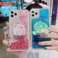 Für Xiaomi Redmi 9 10X 5G Hinweis 9 Pro Max 9s 8 7 6 5 K30 K20 Pro 8T 8A 7A 5A 4 4X 4A S2 Telefon Fall Quicksand Flüssigkeit Weiche Abdeckung