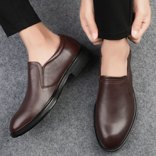 2019 Fashion Men's Casual Shoes Driving Footwear Male Peas shoes Man Leisure Flats Moccasins leather Men Loafers Shoes *8078