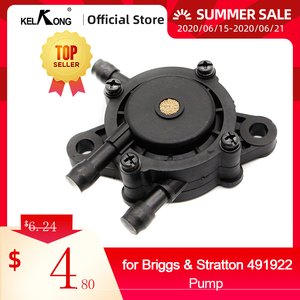 Image 1 - KELKONG Pump For Mikuni For Briggs & Stratton 491922 691034 692313 808492 808656 Motorcycles ATV Vehicles Fuel Pump Chainsaw