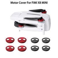 FIMI X8 MINI Motor Schutzhülle Kratz Aluminium Legierung Motor Caps für FIMI X8 MINI Drone Zubehör