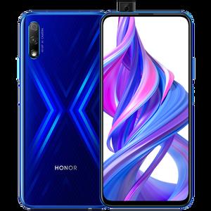Image 3 - Original honor 9X SmartPhone 6.59 Full Screen 6GB 64GB Kirin 810 Octa Core Pop Up Front Camera 16MP Fingerprint unlock