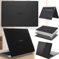 Funda de ordenador portátil para HUAWEI MateBook X Pro 13,9/D15 D14/13 14/Magicbook Honor Mate Book 13 14 16,1, carcasa dura Mate