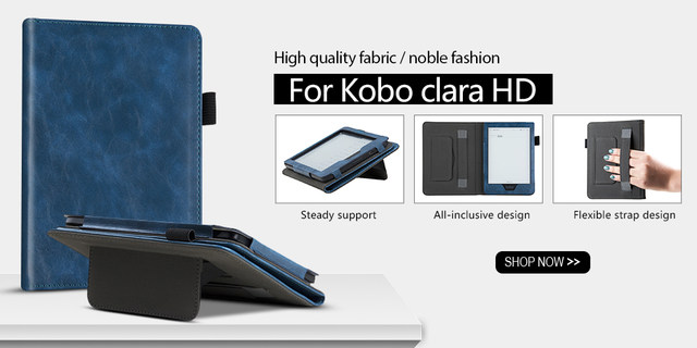 kobo-clara-HD-疯马手托