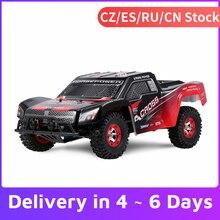 Wltoys 12423 1/12 RC Car 45km/h High Speed 2.4G 4WD Electric Racing Car Off-road Crawler Remote Control Car VS Wltoys XKS 144001