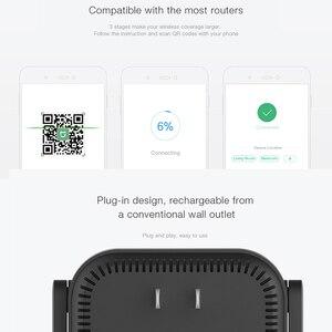 Image 5 - Xiaomi mijia無線lanリピータプロ300メートルmiアンプネットワークパンダルータの電源エクステンダーroteador 2のためのwi fiホーム