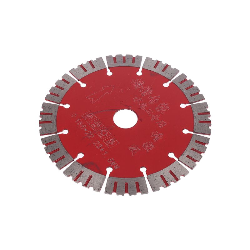 156mm Saw Blade Dry Cut Disc Super Thin For Marble Concrete Porcelain Tile Granite Quartz Stone Fit For Cutters Cutting Machines