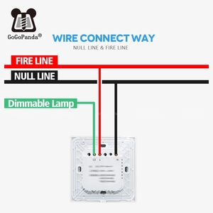 Image 3 - Tiêu Chuẩn EU Ánh Sáng Mờ Wifi Điều Khiển Từ Xa Ứng Dụng Điều Khiển Công Tắc Cảm Ứng Thông Minh Tự Động Hóa Công Tắc 220V Tuya Điện Thoại Tắt/Mở bật Lửa Tối Màu Hơn