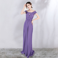 Sexy Long Bridesmaid Dresses Floor Length Country Beach Wedd