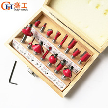 15pcs 8mm Shank Milling Cutter Router Bit Set Wood Cutter Carbide Shank Mill Woodworking Engraving Cutting Tools l marenzio madrigals for 5 voices
