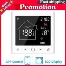 Smart Wifi Heating Thermostat For Water Electric Floor Heating Warm Floor Temperature Regulator Smart Home Control