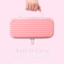 For Nintend Switch Storage Bag Ns Protective Bag Hard Shell Game Machine Storage Bag Portable Case Cover Box Ns Accessories