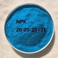 Adubo solúvel em água composto de 500g npk 20-20-20 + te