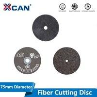 Xcan 1pc diâmetro 75mm disco de corte de fibra para ângulo moedor disco de corte de pedra telha metel circular lâmina de serra|Lâminas de serra| |  -