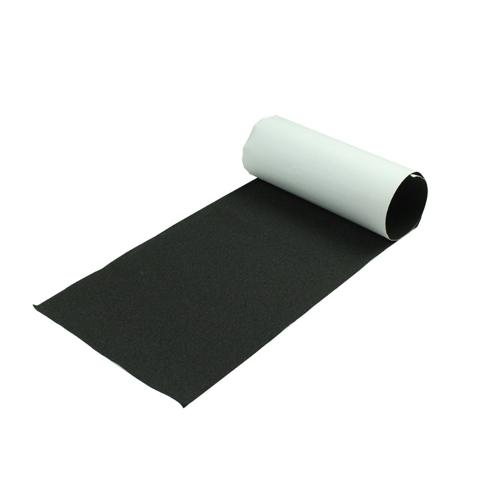 Skateboard EC-Grip Tape Professinal Grip Tape For Skate Board Decks 81*22cm Waterproof Sandpaper THJ99