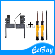 """NEW A1398 Left + Right Internal Speaker for Macbook Pro 15"""" A1398 Speaker L/R Set Replacement with tool 2012 2013 2014 2015Year"""