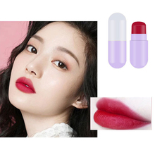 5pcs Mini Capsule Lipstick Set Waterproof Long Lasting Moisturizing Lips Makeup Potable