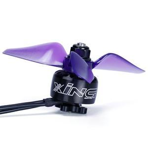 Image 2 - IFlight XING X1507 1507 2800KV 3600KV 4200KV 2 6S FPV NextGen Unibell מנוע עם 5mm טיטניום סגסוגת פיר עבור FPV מירוץ Drone