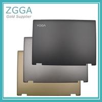 Ori New Laptop Top Case For Lenovo YOGA 520 14 520 14 Flex 5 14 5 1470 Back Cover Rear Lid Shell Black AP1YM000700 Gold Silver