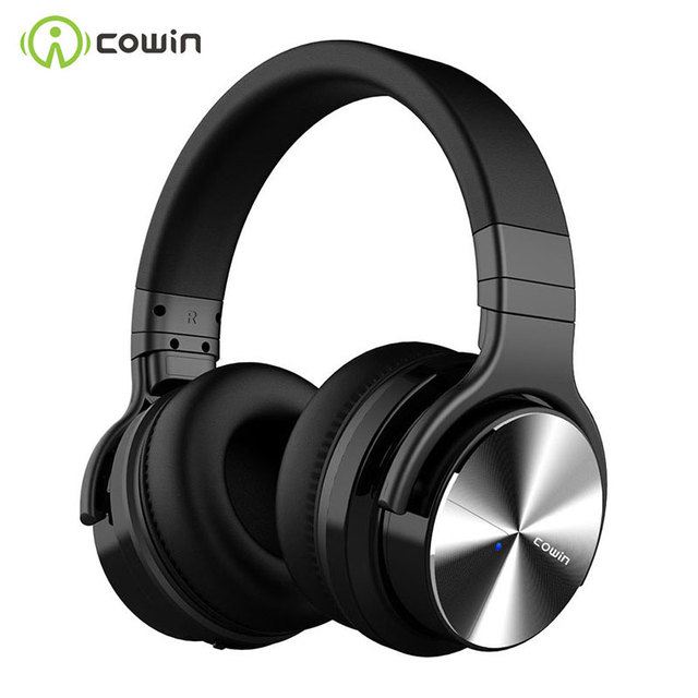 Cowin E7Pro เสียงรบกวนที่ใช้งานหูฟังไร้สาย Bluetooth หูฟังพร้อมไมโครโฟนสำหรับโทรศัพท์
