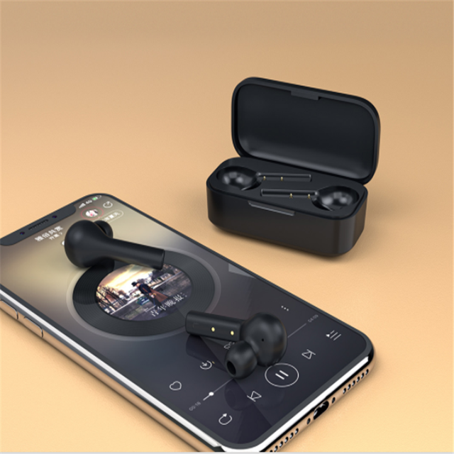 Xiaomi QCY-T5 wireless binaural game Bluetooth earphone game mode master-slave switch Bluetooth 5.0 Apple Android Universal 4