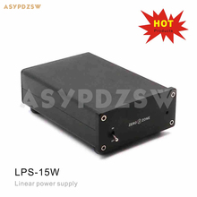Nova versão LPS 15W mini lps 15va fonte de alimentação linear dc 5v/9v/12v/15v/18v/24v opcional