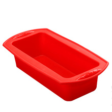 Silicone Cake Mold Food Grade Rectangular Toast Mould Baking Tools