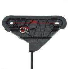 Vehemo черный 205 см капот кабель капот Кабель автомобильные аксессуары светильник уличная шляпа кабель покрытие автомобильные аксессуары