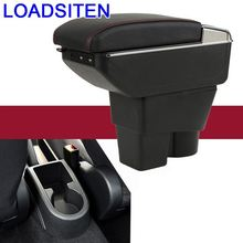 Modified Auto Accessory Modification Parts Automobiles Car Arm Rest Car-styling Armrests 13 14 15 16 17 18 FOR Skoda Rapid
