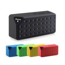 Mini Bluetooth Speaker X3 TF USB FM Radio Wireless Portable Music Sound Box Subwoofer Loudspeakers With Mic For Phone PC EY293 цена 2017