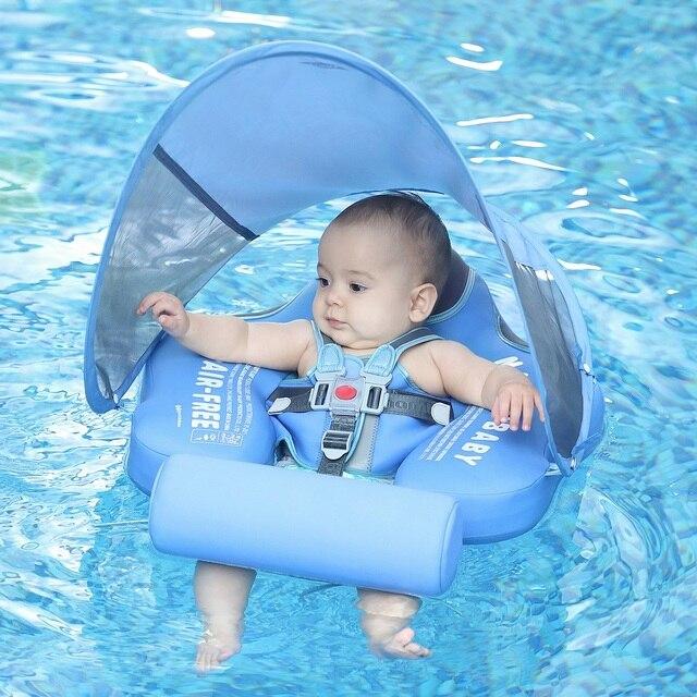 הליכון מים לתינוקות בדגמים שונים (ללא צורך בניפוח) 1