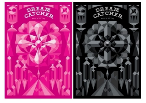 [MYKPOP]~100% OFFICIAL ORIGINAL~ DREAMCATCHER MINI #3:  Alone In The City CD, KPOP Fans Collection SA19090401