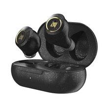 ใหม่ล่าสุด AUGLAMOUR AT200 TWS หูฟังไร้สาย True Bluetooth 5.0 TOUCH Control หูฟัง IPX5 กันน้ำชุดหูฟังลดเสียงรบกวน