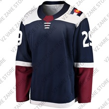 American Mens Stitch Custom Nathan MacKinnon Gabriel Landeskog Mikko Rantanen Hockey Colorado Sport Cheap Jerseys