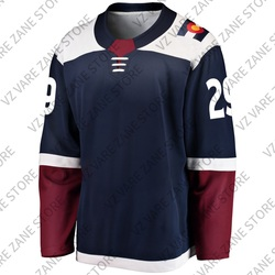 American Mens Stitch Custom Nathan MacKinnon Gabriel Landeskog Mikko Rantanen Hockey Colorado Sport Cheap Jerseys
