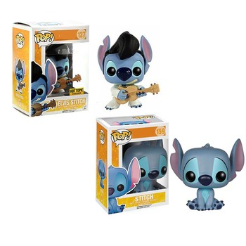 FUNKO POP Lilo Stitch Dolls Action Figures Stitch POP Model Toys for Children christmas Birthday Gift