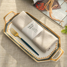 4PCS Cloth Antislip Placemats,Kitchen Tableware Towels,Durable Type Cloth Napkins,Reusable for Family Dinners Weddings