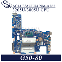 Kefu NM A362 placa mãe do portátil para lenovo G50 80 original mainboard 3205u/3805u cpu|Placas-mães| |  -