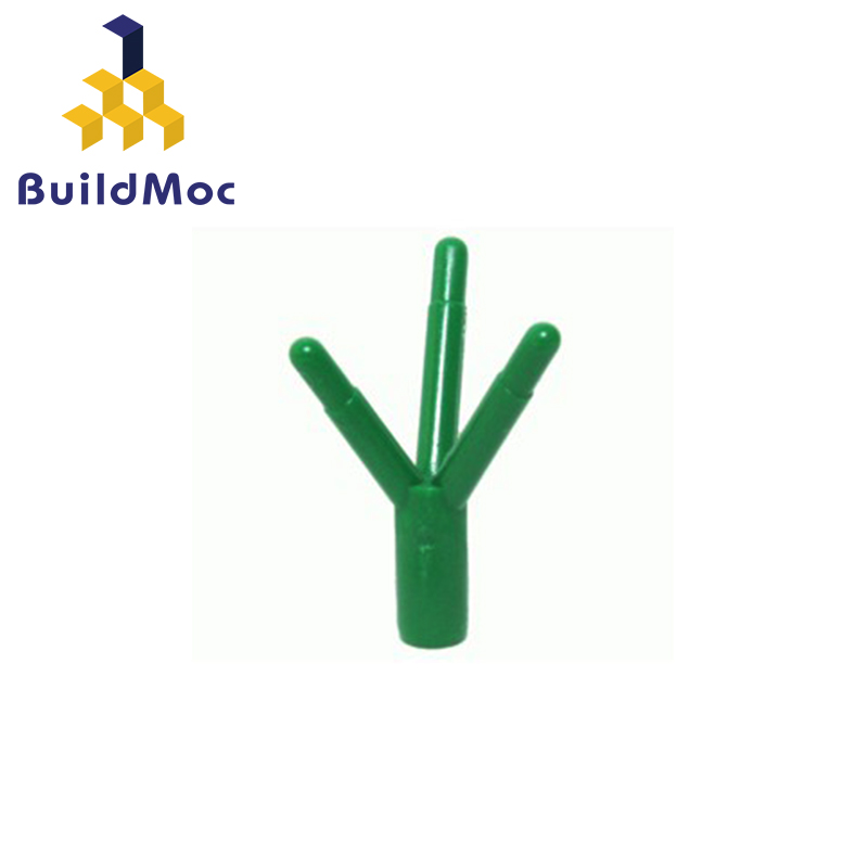 BuildMOC Compatible Assembles Particles 99249 Flower Building Blocks Parts DIY LOGO Educational Tech Parts Toys