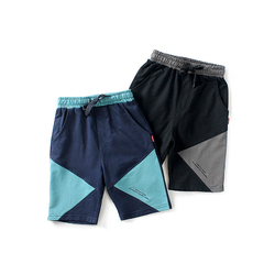 Baby Summer Shorts Fashion Boy Summer Loose Knit Pants Cotton Toddler Baby Clothes Teenage School Boys Fifth Pants Hot Sale