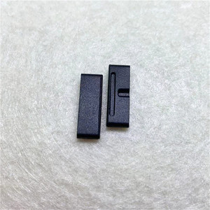 Image 1 - סיליקון צד אבק תקע עבור ASUS ROG טלפון 2 ZS660KL משחק טלפון מאוורר חור אבק תקע עבור ROG משחק טלפון 2 אביזרים