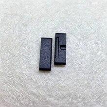 Bouchon anti poussière latéral en Silicone pour téléphone ASUS ROG 2 ZS660KL jeu téléphone trou de ventilateur bouchon anti poussière pour téléphone de jeu ROG 2 accessoires