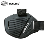 IRON JIA'S Motorcycle Boots Protector Cover Black Motorbike Moto Gear Shifter Men Shoe Moto Boot Cover Shifter Guard|Motocycle Boots|   -