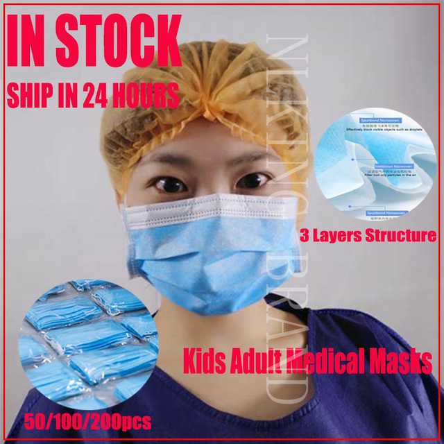 10pcs sque 3M KN95 Mask FFP3 Face Masks Anti-Dust and Flu Virus Smoke and Allergies Adjustable Reusable n95 Mask Mouth 9502V kid