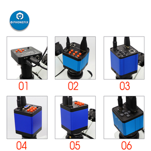 Микроскоп камера 2K Hdmi C крепление 1080P 14MP 16MP 38MP USB промышленная цифровая видеокамера для телефона PCB чип ремонт пайки
