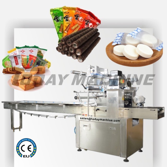 Face Mask Automatic Packing Machine, N95 Respirator Mask Disposable Flow Wrapper 2