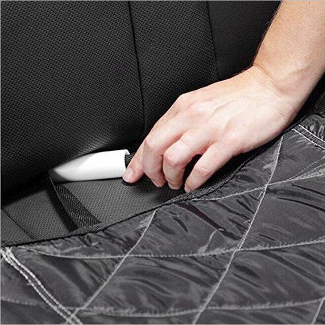 Waterproof Car Hammock Seat Cover Luxury Cushion Protector 4