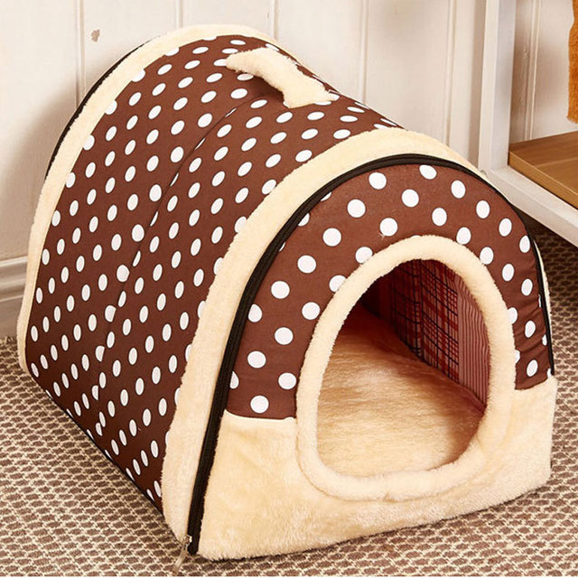 Indoor Foldable Pet House For Dogs and Cats