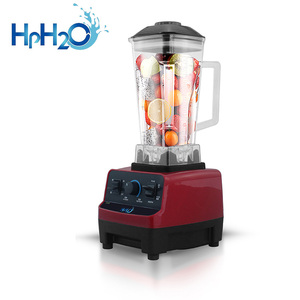 Commercial 2L Heavy Duty Grade Blender Mixer Juicer High Power Food Processor Ice Smoothie Bar Fruit Blender Ice Crusher