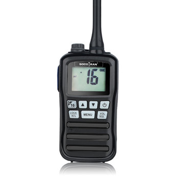 RS-25M vhf transceptor marinho IP-X7 à prova dwaterproof água handheld walkie talkie flutuador barco navio falar rádio em dois sentidos