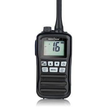 Transceptor marino RS-25M VHF, walkie-talkie de mano, a prueba de agua, barco flotante, Radio bidireccional, habla, IP-X7